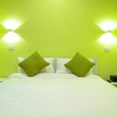 Отель Maderla Бангкок комната для гостей фото 2