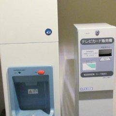 Toshi Center Hotel банкомат