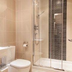 Отель PREMIER SUITES PLUS Glasgow George Square Люкс с различными типами кроватей фото 9