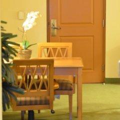 Отель Hodelpa Garden Suites 3* Люкс с различными типами кроватей