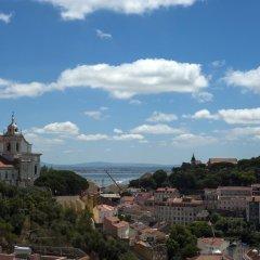 Апартаменты Graça Castle - Lisbon Cheese & Wine Apartments пляж