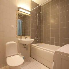 Отель Old Town Sauna Apartment Эстония, Таллин - отзывы, цены и фото номеров - забронировать отель Old Town Sauna Apartment онлайн ванная фото 2