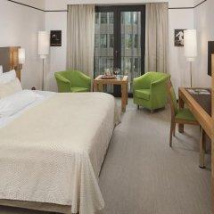 Melia Berlin Hotel 4* Стандартный номер двуспальная кровать