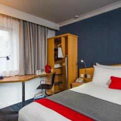 Отель Holiday Inn Express Glasgow City Centre Riverside 3* Стандартный номер с различными типами кроватей фото 6