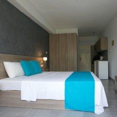 Flora Maria Boutique Hotel 3* Представительский номер с различными типами кроватей