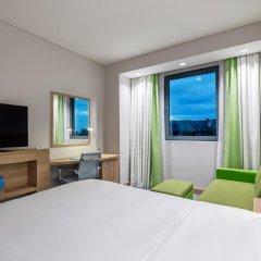 Отель Hampton by Hilton Istanbul Zeytinburnu 2* Стандартный номер с различными типами кроватей фото 9