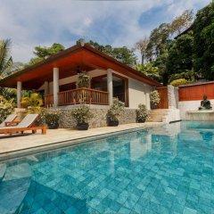 Отель Trisara Villas & Residences Phuket 5* Стандартный номер с различными типами кроватей фото 21