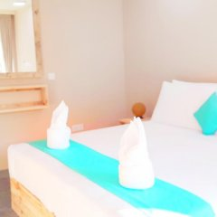 Отель Amvoj Maldives Thulusdhoo 4* Номер Делюкс фото 4