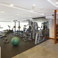 Отель Woodlands Suites Serviced Residences фитнесс-зал