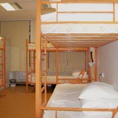 Сафари Хостел Кровать в общем номере с двухъярусными кроватями фото 47