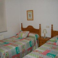 Отель Pension Mari Стандартный номер с двуспальной кроватью (общая ванная комната) фото 2