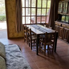 Отель Cabañas Agata Сан-Рафаэль питание фото 2