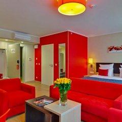 Гостиница Севастополь Модерн 3* Студия разные типы кроватей фото 2