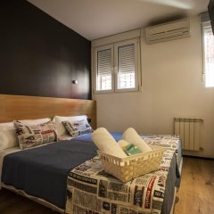 Отель Hostal CC Malasaña Номер категории Эконом с двуспальной кроватью фото 4