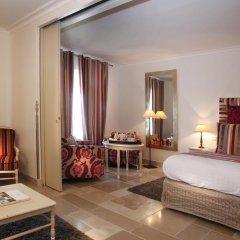 Hotel La Pérouse Nice Baie des Anges 4* Люкс с разными типами кроватей фото 4