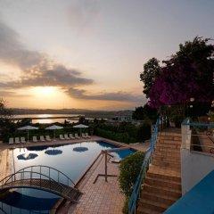 Отель Divani Corfu Palace Hotel Греция, Корфу - отзывы, цены и фото номеров - забронировать отель Divani Corfu Palace Hotel онлайн бассейн фото 4