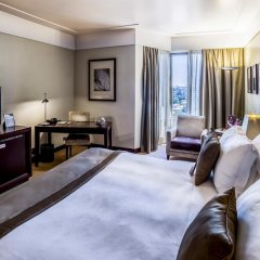 Отель Crowne Plaza Porto 5* Номер Делюкс разные типы кроватей фото 4