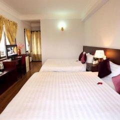 Hanoi Golden Hotel 3* Стандартный номер с различными типами кроватей фото 3