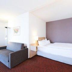 Отель NH Leipzig Messe 4* Стандартный номер с различными типами кроватей