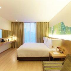 Отель Glow Pratunam Бангкок комната для гостей фото 3