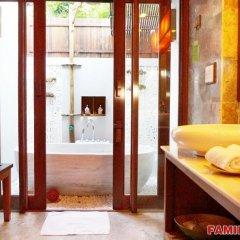 Отель Hoi An Chic 3* Семейный люкс с двуспальной кроватью фото 10