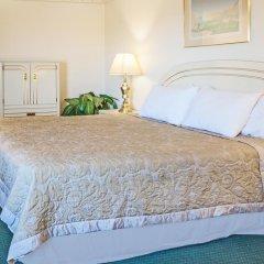 Отель Super 8 by Wyndham Lindsay Olive Tree 2* Стандартный номер с различными типами кроватей фото 6