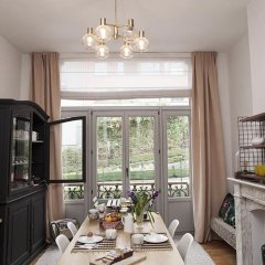 Отель B&B The Nest Brussels в номере фото 2
