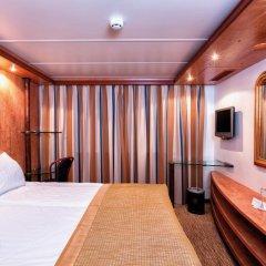 Отель Regis Hotelschiff Düsseldorf Германия, Дюссельдорф - отзывы, цены и фото номеров - забронировать отель Regis Hotelschiff Düsseldorf онлайн комната для гостей фото 4