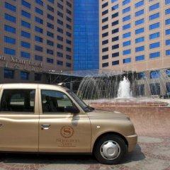 Sheraton Xian Hotel городской автобус