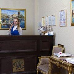 Гостиница Невский Бриз интерьер отеля