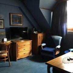 Hotel Restaurant Odeon 3* Люкс с различными типами кроватей фото 2