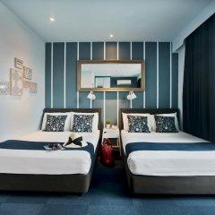 Butternut Tree Hotel Номер Делюкс с различными типами кроватей фото 2