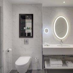 Отель Hilton London Euston 4* Улучшенный номер с различными типами кроватей фото 5