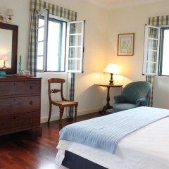 Отель Quinta Sao Goncalo Улучшенный номер разные типы кроватей фото 5