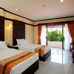 Отель Horizon Patong Beach Resort And Spa 4* Улучшенный номер фото 3
