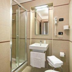 Отель Marco Polo Италия, Рим - 4 отзыва об отеле, цены и фото номеров - забронировать отель Marco Polo онлайн ванная