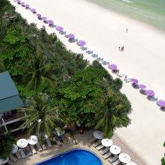 Отель Patong Bay Garden Resort Таиланд, Пхукет - отзывы, цены и фото номеров - забронировать отель Patong Bay Garden Resort онлайн пляж фото 2