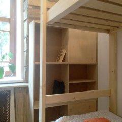 Хостел Кислород O2 Home Кровать в общем номере фото 50