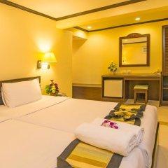 Krabi City Seaview Hotel 2* Улучшенный номер с различными типами кроватей фото 11
