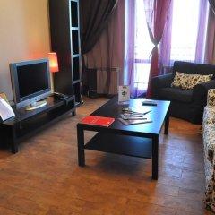 Апартаменты Four Squares Apartments Polyanka Студия фото 7