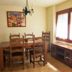 Отель Apartamentos Rurales Les Barnedes Мольо в номере фото 2