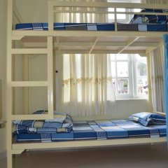 Camellia Hotel Dalat Кровать в общем номере с двухъярусной кроватью фото 2