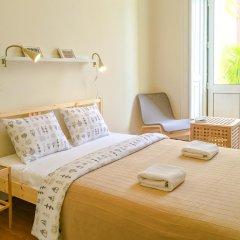 Ambiente Hostel & Rooms Стандартный номер с двуспальной кроватью (общая ванная комната) фото 2