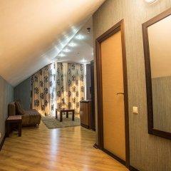 Аибга Отель 3* Студия Делюкс с разными типами кроватей фото 15