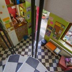 Manga Hostel интерьер отеля