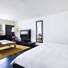 Отель COMO Metropolitan Bangkok 5* Стандартный номер с различными типами кроватей