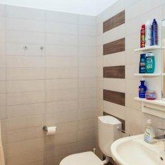 Апартаменты Mentha Apartments Будапешт ванная