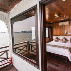 Отель Majestic Halong Cruise балкон