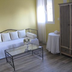 Отель Hôtel La Fiancée Du Pirate 3* Стандартный номер с различными типами кроватей фото 12
