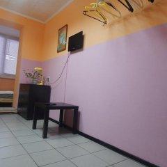 Хостел Smiles Номер с различными типами кроватей (общая ванная комната) фото 8